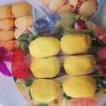 Photo taken at Mei Cin Durian Pancake by Kuliner M. on 2/3/2014
