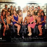 Photo taken at Chippendales Theatre at The Rio Vegas by Katie J. on 8/18/2013