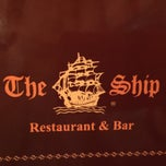 Photo taken at The Ship Restaurant & Bar by C M on 1/20/2015