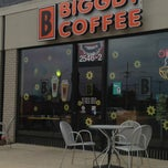 Photo taken at BIGGBY COFFEE by Mike B. on 8/6/2013