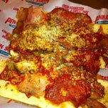 Photo taken at Penn Station East Coast Subs by Steve G. on 9/4/2013