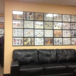 Photo taken at Pete & Cubo's Tattoo Shop by Thunda J. on 4/5/2013