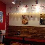 Photo taken at 죠스떡볶이 (Jaws Food) by kakak t. on 8/25/2013