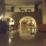 Photo taken at Fiesta Inn by Hector O. on 4/25/2013