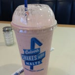 Photo taken at Culver's by Jim T. on 5/6/2014