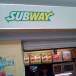 Photo taken at Subway by Julio S. on 3/17/2013