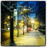 Photo taken at Takovska by Uros M. on 12/10/2012