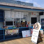 Photo taken at Pier Shack & Grill by Bridget W. on 5/4/2013