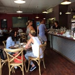 Photo taken at Berry Jetz Cafe by Jason B. on 3/9/2014