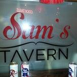 Photo taken at Sam's Tavern by Ileana M. on 6/15/2013