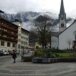 Photo taken at Mayrhofen by Petr M. on 10/30/2013