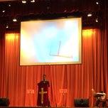 Photo taken at ICIM Church, Tung Chung by Cyrilla A. on 12/29/2013