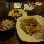 Photo taken at Takarajima Sushi by Ageng A. on 11/29/2014