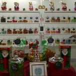 Photo taken at B Sweet Candy Boutique at The Market LV by @VegasBiLL on 11/30/2012