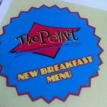 Photo taken at The Point Diner by Betsy C. on 3/7/2013