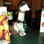 Photo taken at Wingstop by Littlebird93 on 9/10/2013
