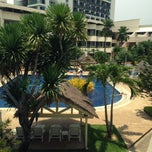 Photo taken at Tropicana Hotel Pattaya by Kornienko E. on 5/5/2013