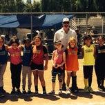 Photo taken at Tri Valley Softball Fields by Dan B. on 5/10/2014