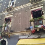 Photo taken at De Curtis Bed and Breakfast Catania by Beb C. on 11/15/2012