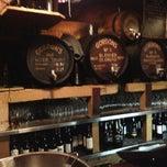 Photo taken at Gordon's Wine Bar by Manoj M. on 4/6/2013