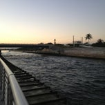 Photo taken at Boynton Beach Inlet by Lori Y. on 12/18/2012