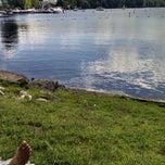 Photo taken at Highland Lake by Hollie C. on 8/28/2014
