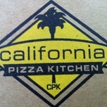 Photo taken at California Pizza Kitchen by Tabby F. on 12/17/2012