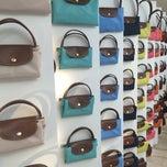 Photo taken at Longchamp by Kalikina V. on 5/2/2014