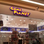 Photo taken at Game Planet by Lucy A. on 11/4/2012