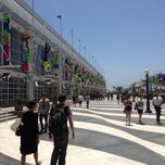 Photo taken at Long Beach Convention & Entertainment Center by Robert A. on 7/25/2013