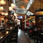 Photo taken at Café en Seine by Sercan G. on 9/19/2013