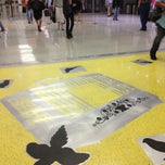 Photo taken at Central Terminal B / Landside by Susan L. on 3/18/2013