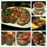 Photo taken at Hook's Sushi Bar & Thai Food by Zach H. on 11/6/2012