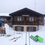 Photo taken at Piz Mundaun by Matthias M. on 1/25/2013