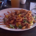 Photo taken at Scuttlebutt's Seafood Bar & Grill by Casey I. on 6/15/2013