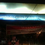 Photo taken at Sri aurobindo centre for arts and communication by Daakshi K. on 6/13/2013
