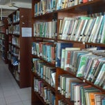 Photo taken at Perpustakaan Universitas Atma Jaya Makassar by Prieska Miwandy L. on 1/16/2013