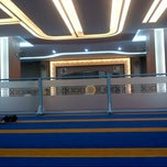Photo taken at Masjid Jabal Arafah by Novya A. on 12/25/2012
