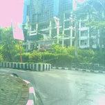 Photo taken at Universitas Sam Ratulangi (UNSRAT) by Sopiyan S. on 12/14/2012