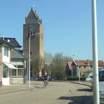 Photo taken at Minnertsga by Peter F. on 4/15/2015