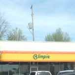 Photo taken at Blimpie Subs and Salads by Raleigh C. on 5/6/2013