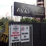 Photo taken at AVIV Estética, Laser e Spa by Olavinho P. on 4/19/2013
