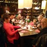Photo taken at Stadsrestaurant by Frank v. on 11/30/2014