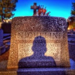 Photo taken at Saint Helena Public Cemetery by Peter S. on 11/30/2013