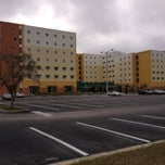 Photo taken at USF Juniper-Poplar Hall by Chih-Han C. on 12/29/2012
