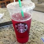 Photo taken at Starbucks by Disneygirl:) (. on 7/16/2013