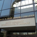 Photo taken at David Adamany Undergraduate Library Wayne State University by Abhinav V. on 12/1/2012