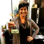 Photo taken at The Mint Salon by Kelley C. on 12/19/2014