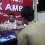 Photo taken at Pecel Madiun Pak Ambon by Bebeck T. on 12/2/2013