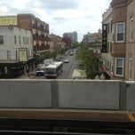 Photo taken at CTA - Belmont by Vietvet52 on 5/21/2013
